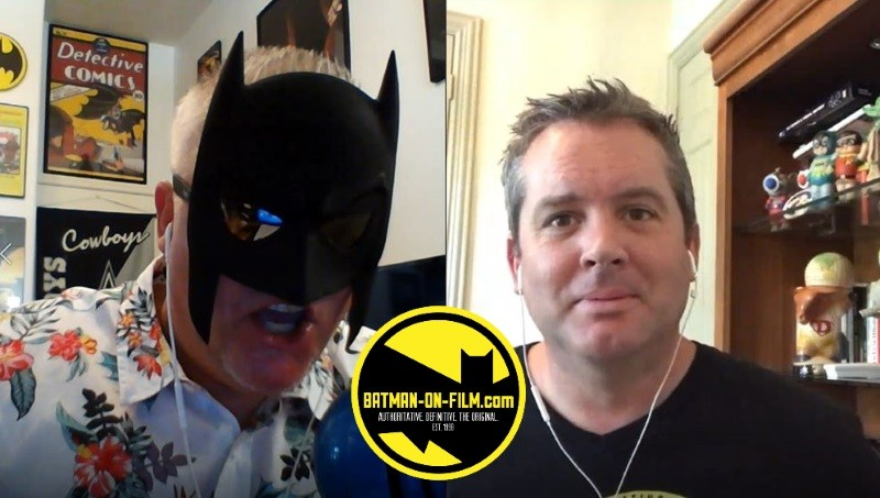 BOF Vlog #30 - Talkin' Matt Reeves' THE BATMAN!
