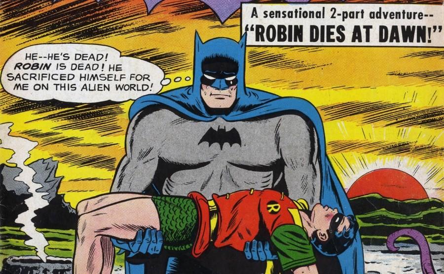 Classic Comics: BATMAN #156 (Vol. 1, 1963)