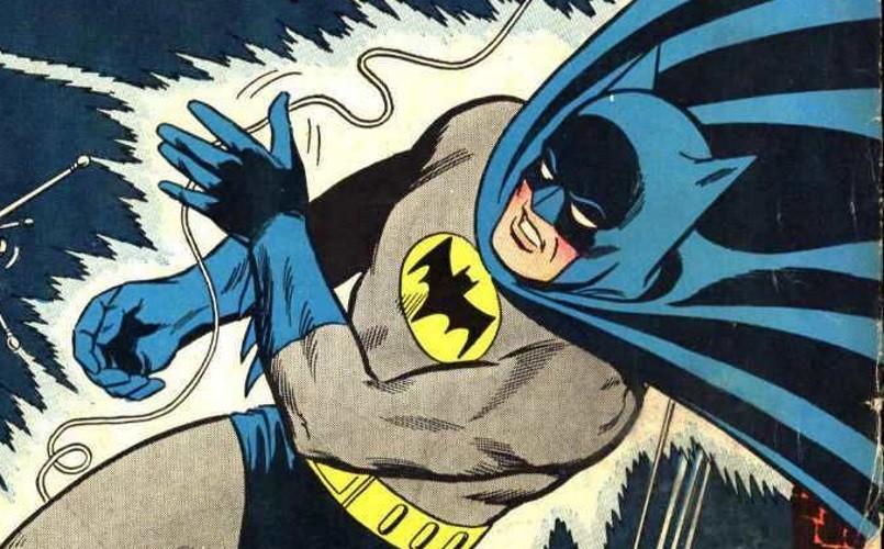 How & Why Batman Got His Yellow Oval by Michael Uslan