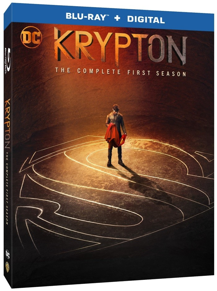 KRYPTON Season 1 Coming to Blu-ray/DVD on March 5, 2019