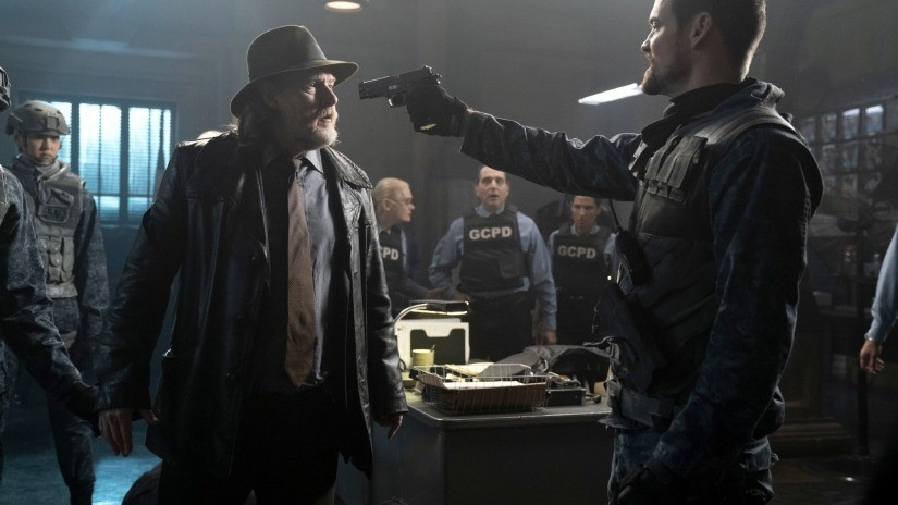 "GOTHAM S5/E6 Post-Game Show: ""13 Stitches"""