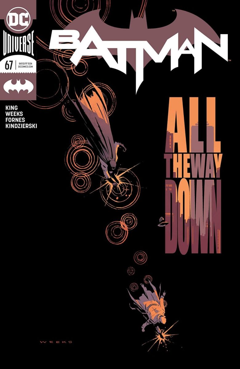 BATMAN #67 Comic Book Review