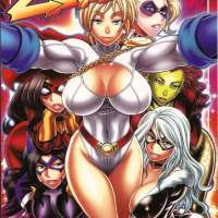 Crazy 4 You!! - The bunch of hottest comic gals and they are all horny as crazy!