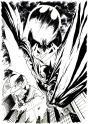 Umberto Giampà per il Batman Silent Book