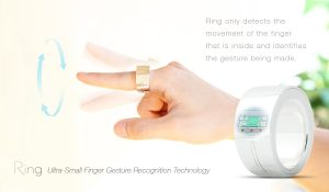 ring wearable device features