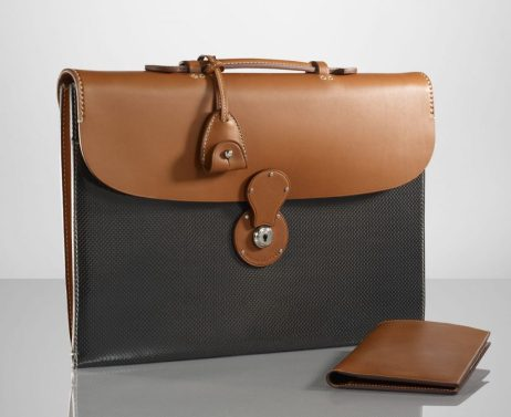 Ralph Lauren Carbon Fiber Briefcase