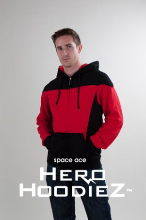 Hero HoodieZ Star Trek