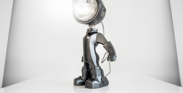 Lampster Super Hero Lamp