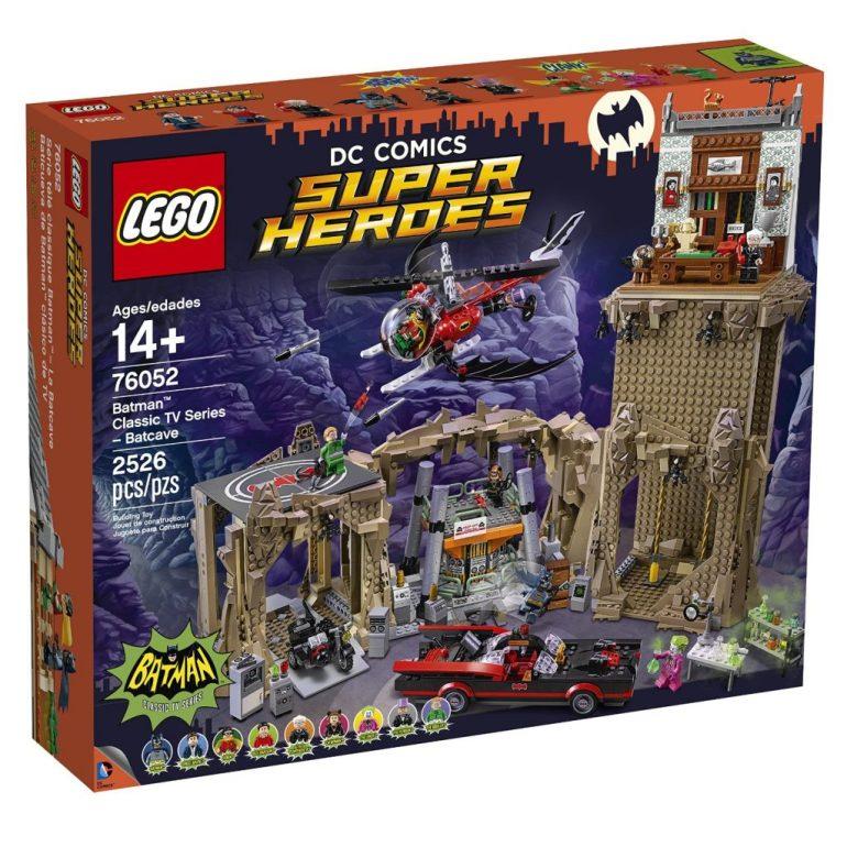 Lego Batman 76052