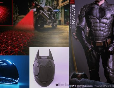 Top 10 Batman Motorcycle Accessories
