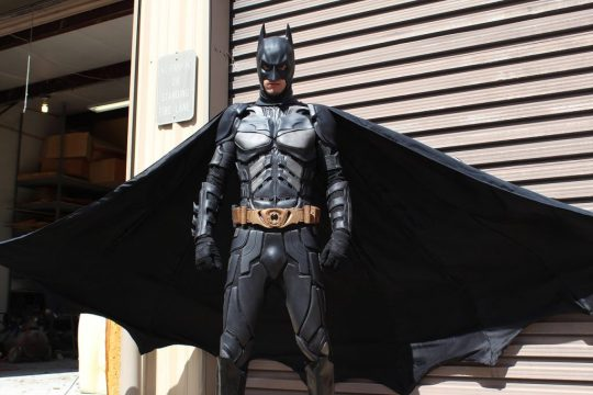 gotham city fx dark knight costume