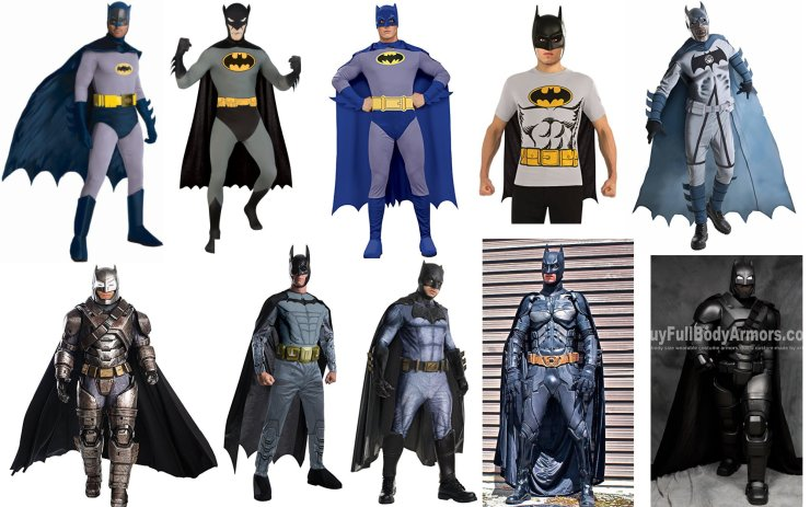 best batman costumes for sale