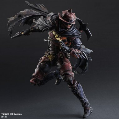 wild west batman kai