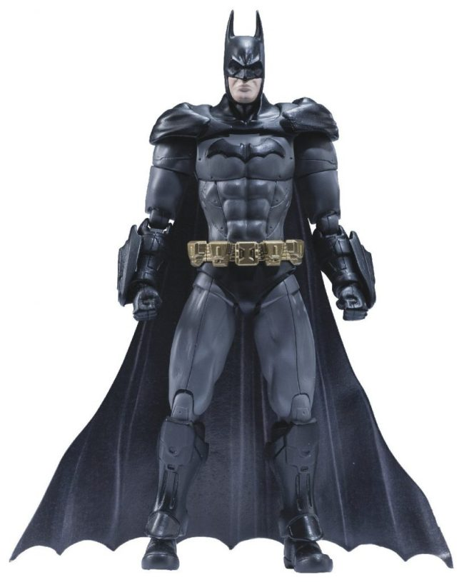 spruKits batman action figure review