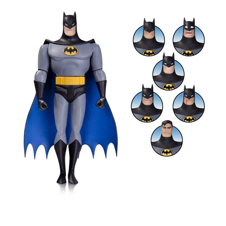 batman animated series action figure