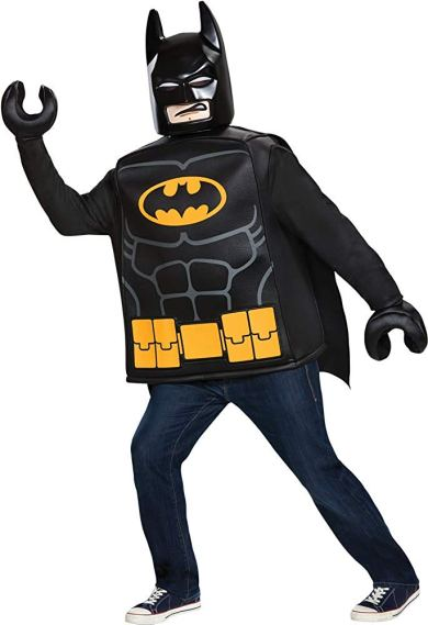 adult lego batman costume for sale