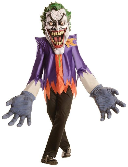 creature reacher joker costume