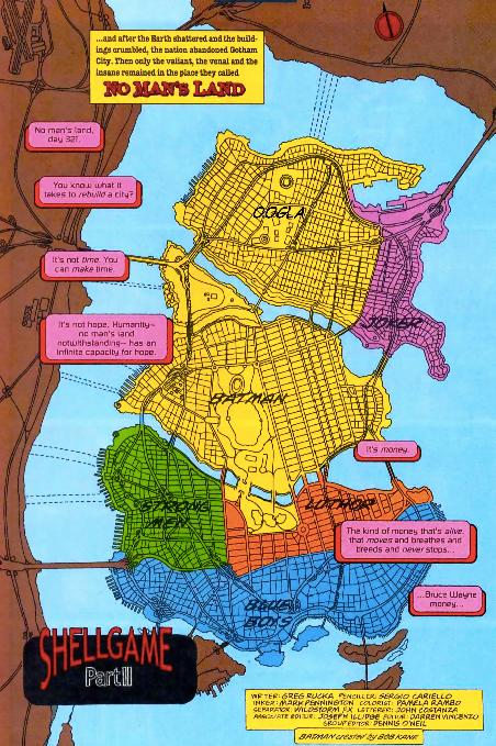 gotham city no man's land