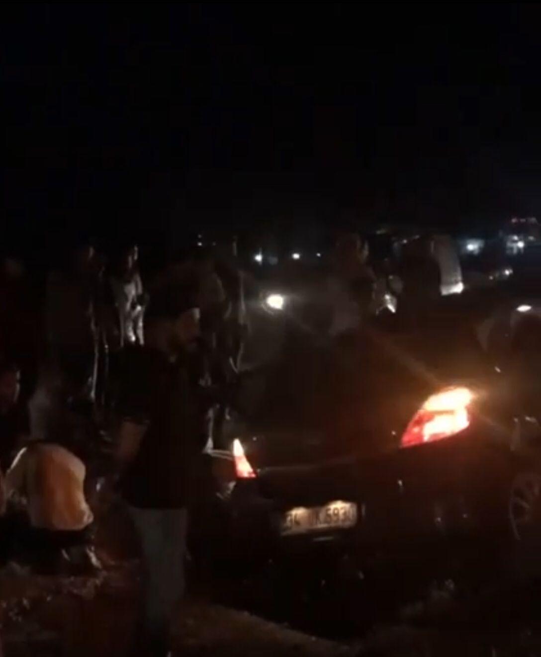 Batman-Bismil karayolunda kaza: 5 yaralı