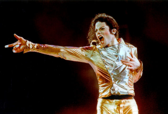 golden pants mj