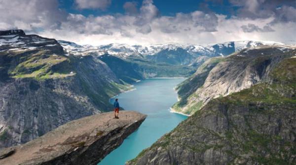 Самые опасные и самые красивые места планеты