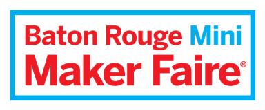 Baton Rouge Mini Maker Faire logo
