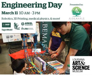 Engineering Day, March 11