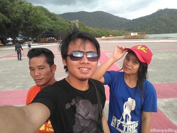 Foto bersama Sahabat