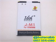 Baterai double power blackberry dakota 9900