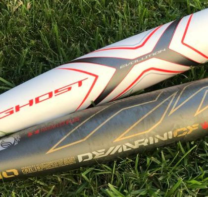 The 2018 Easton Ghost Minus 11 Ounce Fastpitch Softball Bat Is Here