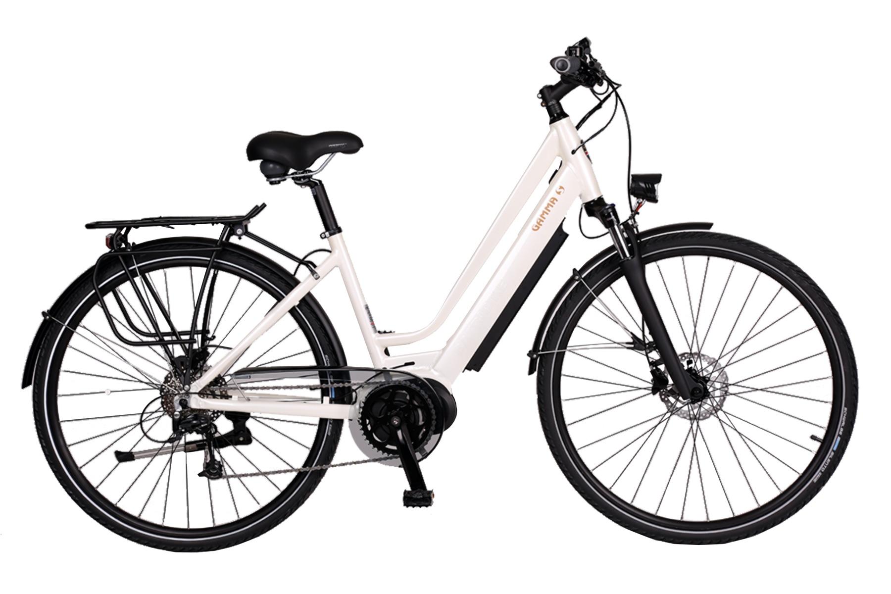 Gamma S Crank Motor E Bike