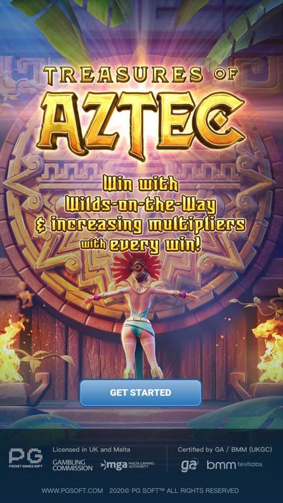 Treasures of Aztec มีฟีเจอร์ทีเด็ดอะไร ทำไมถึงฮอตฮิตขนาดนี้ มาดู 1