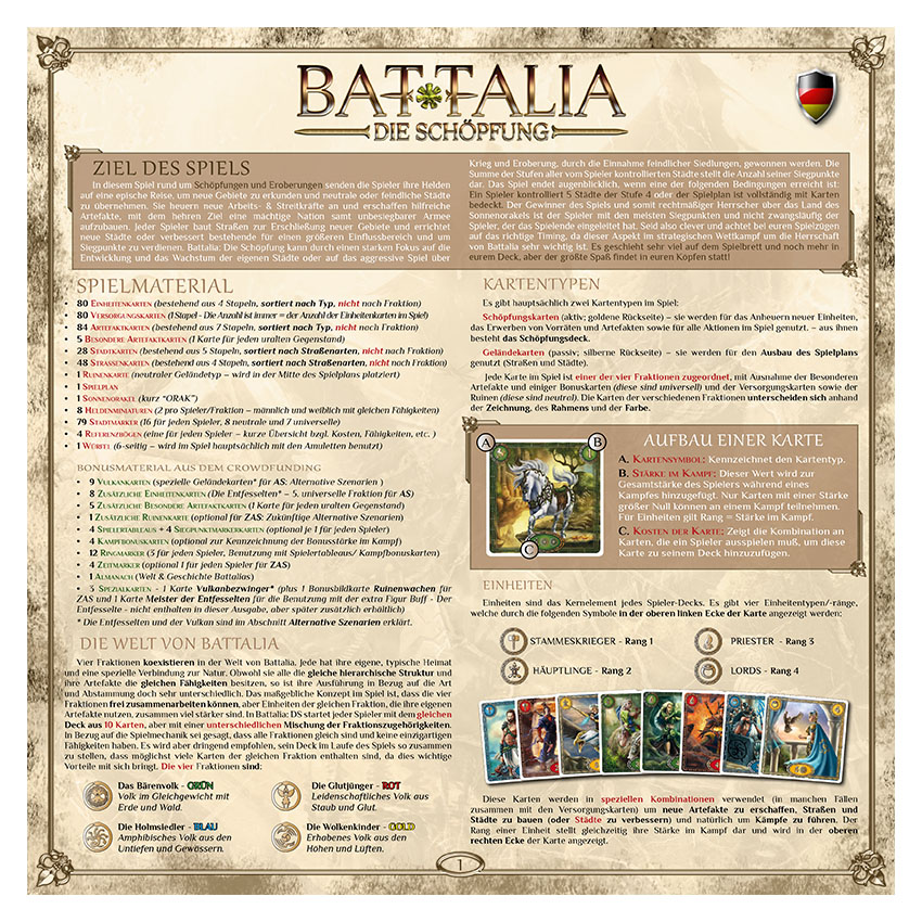 BATTALIA - RULEBOOK CEdition - DE - WEB v1.0