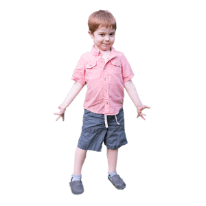 Joseph Hann - age 5