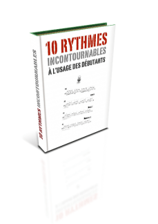 ebook 10 rythmes incontournables à l'usage des débutants