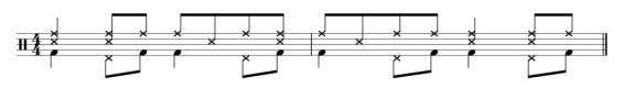 rythme samba