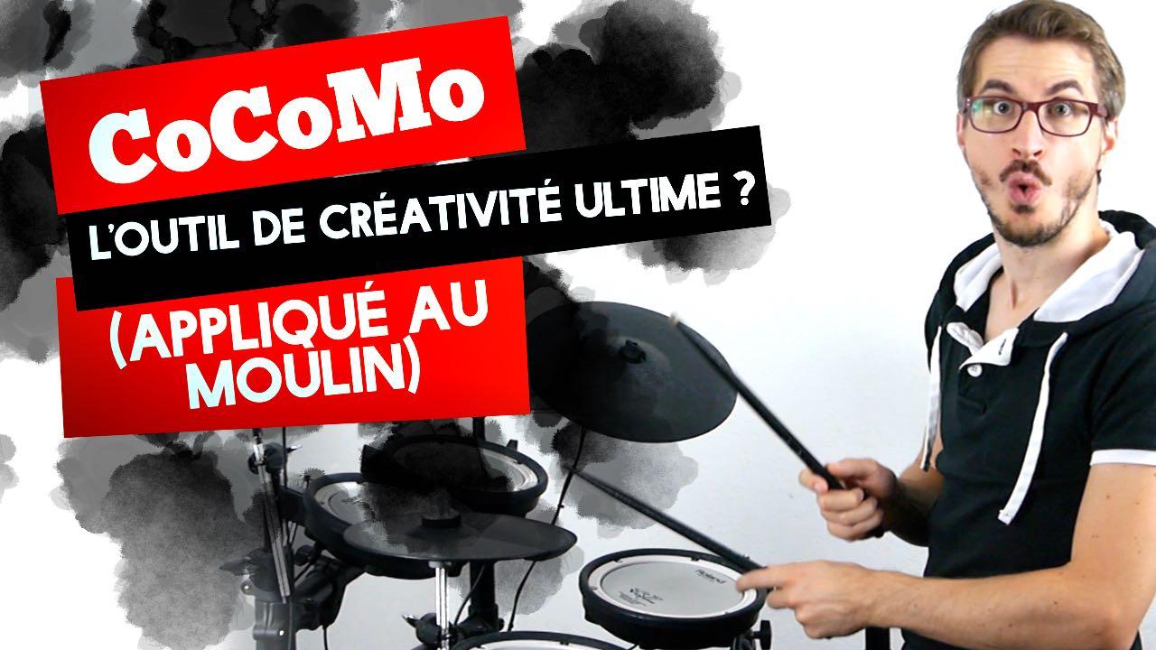 Développer votre créativité avec les moulins (avec l'outil CoCoMo™)