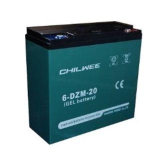 Batterie à décharge profonde