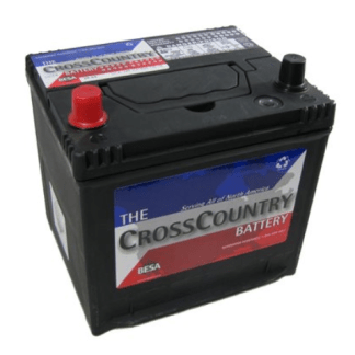 batterie crosscountry auto