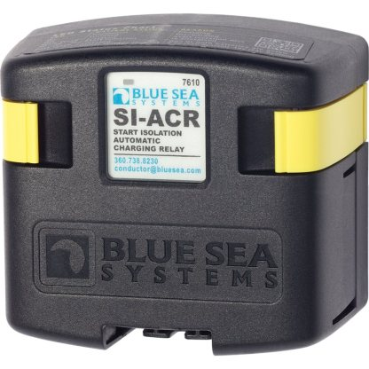 Isolateur de batterie blue sea