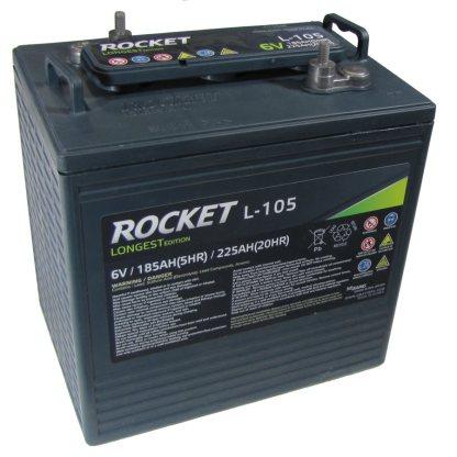 batterie decharge profonde 6 volts