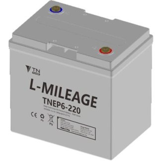 Batterie AGM 220 amperes heure