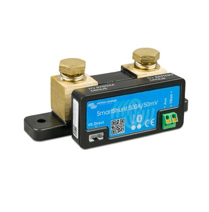 SmartShunt Victron 500 amperes