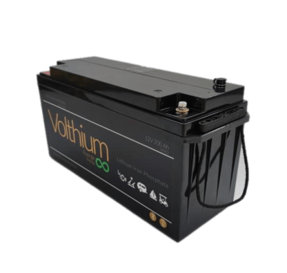 batterie volthium 200a 12v bluetooth