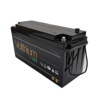 batterie volthium 200a 12v bluetooth