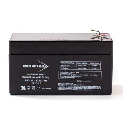 BW1213-F1 batterie alarme