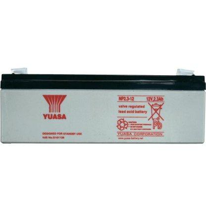 NP2.3-12FR batterie alarme