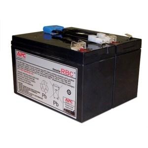APC Batterij Vervangings Cartridge RBC142 oplaadbare batterij