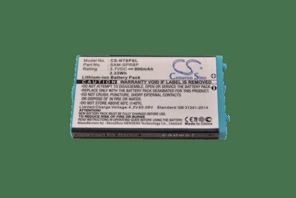 Batteri till Nintendo Advance SP, 3.7V, 900 mAh