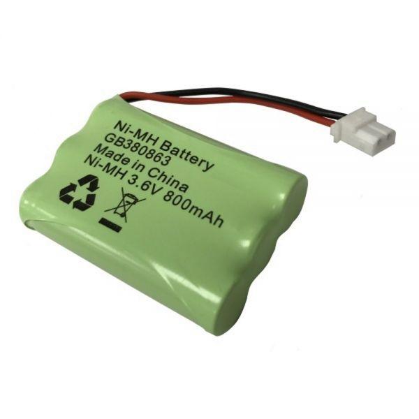 GP80AAAHC3BMX Babyvakt och Babymonitor Batteri